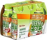 PERFECT VITAMIN 1日分のビタミン ベジタブル&フルーツ味 190g ×6缶
