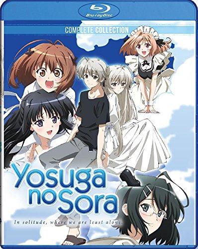 Yosuga No Sora: in Solitude Where We Are Least [Blu-ray] [Import]