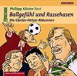 Ballgefuehl und Rassehasen. CD
