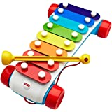 Fisher-Price Classic Xylophone, Musical Instrument Pull Toy