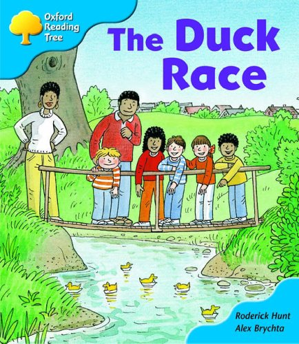 Oxford Reading Tree: Stage 3: First Phonics: The Duck Raceの詳細を見る