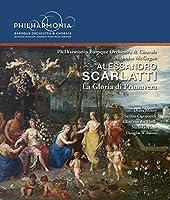 アレッサンドロ・スカルラッティ:セレナータ「春の栄光」[Blu-ray Audio]