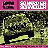 BMW洋書「BMW tuning - wird er schneller」1600,2002,ti