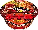 明星一平ちゃん大盛赤辛豚味ラーメン115g×12個