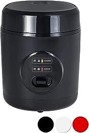 [山善] 炊飯器 0.5~1.5合 ひとり暮らし用 小型 ミニ ライスクッカー
