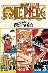 英語の漫画 ONE PIECE ペーパーバック合本版