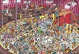 1000ピース とんでもサーカスショー(49x72cm)