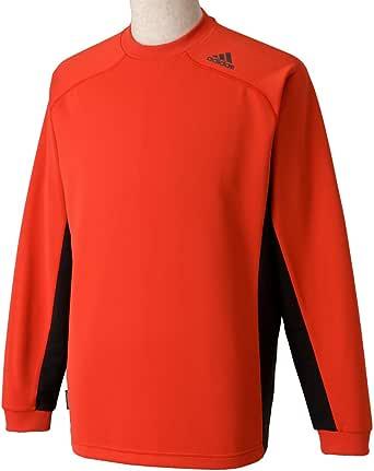(アディダス)adidas BODYHEAT ロングスリーブ Tシャツ HN306 O37352 シャープオレンジF11 S