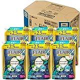 【ケース販売】フレアフレグランス 柔軟剤 プレシャス&ホワイトブーケの香り 詰替用 大容量 1200ml×6個