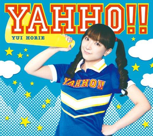 YAHHO!!(初回限定盤)(DVD付)の詳細を見る