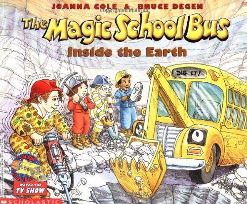 The Magic School Bus Inside the Earthの詳細を見る