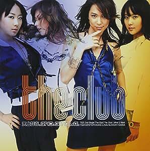 天上智喜 2nd Single- The Club (韓国盤)
