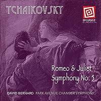 Tchaikovsky: Symphony No. 5 - Romeo & Juliet by Park Avenue Chamber Symphony
