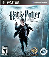 Harry Potter and the Deathly Hallows Part1 (輸入版) - PS3