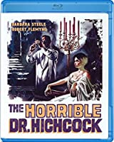 Horrible Dr. Hichcock [Blu-ray] [Import]