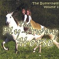 Flyaway Horse by Butterpats