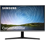 Samsung LC27R500FHEXXY 27 inch FHD Curved Monitor with Bezel-Less Design
