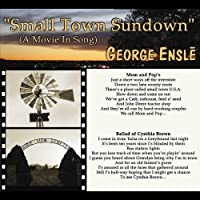 Small Town Sundown by George Ensle (2012-04-24)