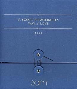 2AM - F.Scott Fitzgerald's Way Of Love (韓国盤)