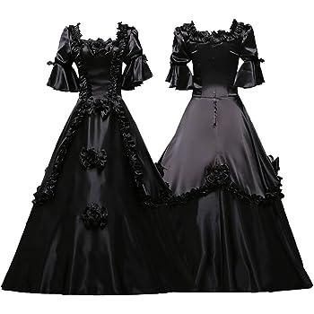 e8cfc9a15 Amazon | ゴスロリィタ Lolita ロリータ服 衣装 洋服 COSMAMA LLTLZY0023 ...