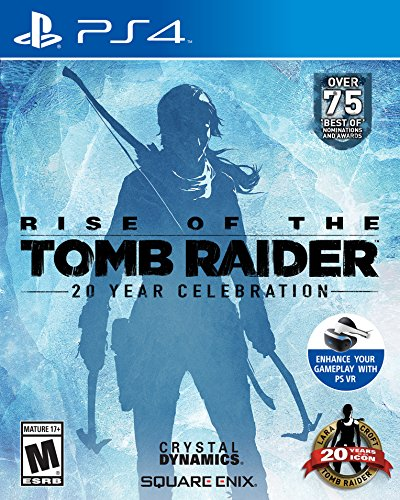 Enix(World) Rise of the Tomb Raider 20 Year Celebration Edition (輸入版:北米) - PS4