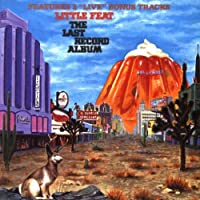 Last Record Album by LITTLE FEAT (1990-10-25)