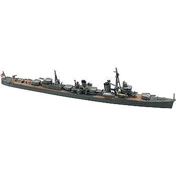 ハセガワ 1/700 ウォーターラインシリーズ 日本海軍 駆逐艦 峯雲 プラモデル 464