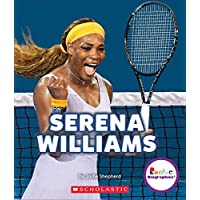 Serena Williams: A Champion on and off the Court (Rookie Biographies)