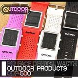 (OUTDOOR PRODUCTS)アウトドアプロダクツ ODP5001 スクエアモデル ホワイト