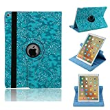 iPad Mini 7.9インチおしゃれケース、elecfanJ スタンド機能付き カバー 手帳型 PUレーザ ケース アイパッド ミニ1/2/3 7.9インチ専用 スリムケース
