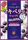 カンロ  ノンシュガーマキベリーキャンディ  80g×6袋