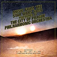 Music From The Star Wars Saga by The City of Prague Philharmonic Orchestra