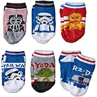 [スター ? ウォーズ]Star Wars Toddler Socks 2T4T LYSB0129KRBEG-TOYS [並行輸入品]
