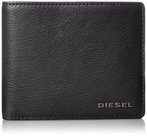 (ディーゼル) DIESEL メンズ 財布 二つ折り コイン収納なし X03923PR271 UNI ブラック T8013