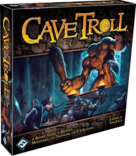 Cave Troll Third Edition Board Game [並行輸入品]