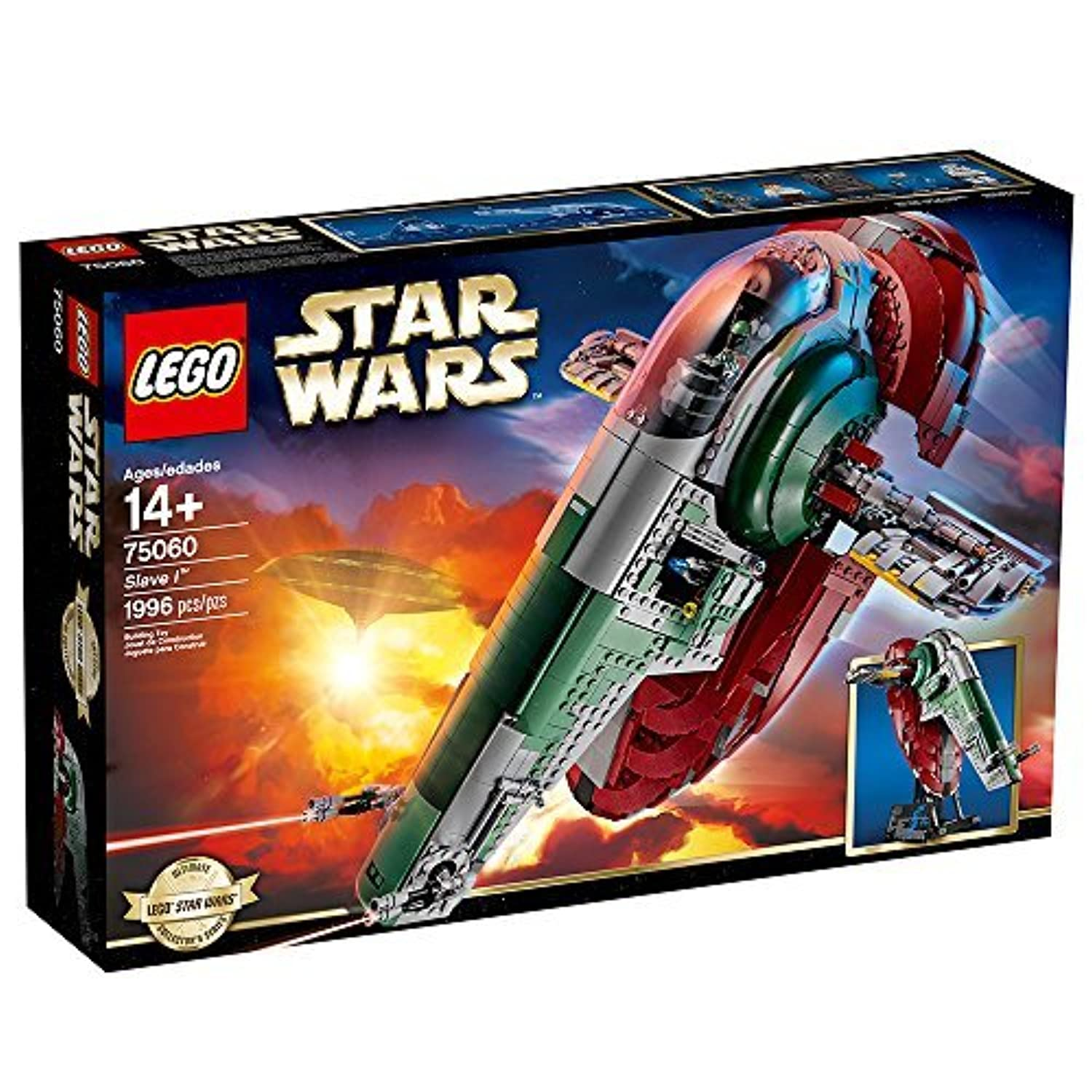 LEGO  Star wars 75060 Slave I Ultimate Collector Series レゴ スターウォーズ