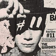 THE BAWDIES「SKIPPIN' STONES」のジャケット画像
