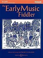Early Music Fiddler: Violin Part (Huws Jones Fiddle S.)