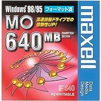 MA-M640.WIN.B1P 640MB Winフォーマット 3.5型MO