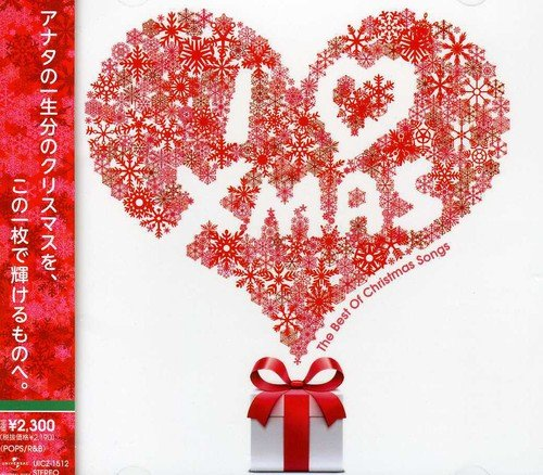 I LOVE X'mas-The Best Of Christmas Songs-