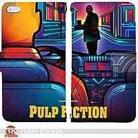 パルプフィクション PULP FICTION 送料無料 手帳型 iPhone 7Plus(G007003_02) artruth PULP FICTION パルプフィクション パルプ・フィクション 趣味 映画 スマホケース
