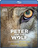 プロコフィエフ:ピーターと狼(英国ロイヤル・バレエ学校2010)[Blu-ray]
