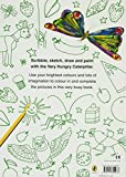 The Very Hungry Caterpillar Doodle Book 画像