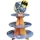 Wilton 1512-5140 Batman Treat Stand, Multicolor