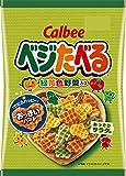 カルビー ベジたべる あっさりサラダ味 55g × 12袋
