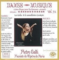 DANSE MUSIQUE Vol.72