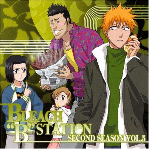 RADIO DJCD BLEACH B STATION Second Season5 CD