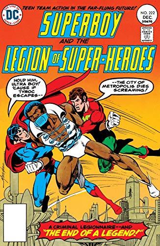 Download Superboy (1949-1979) #222 (English Edition) B06XQB6CQ4