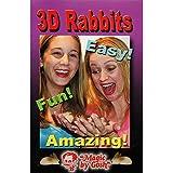3D Rabbit Set by Goshman - Trick by Murphy's Magic