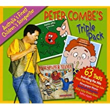 PETER COMBE'S TRIPLE PACK